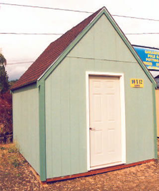 Dalama how to build a 10x10 shed cheap for Cheapest roof to build